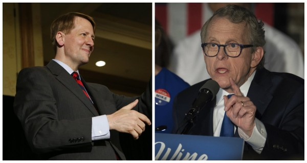 Cordray to face DeWine…state yawns