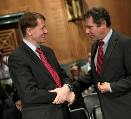New Poll shows Sherrod Brown up by double digits; Cordray closing gap