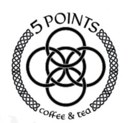 5 Points Coffee & Tea