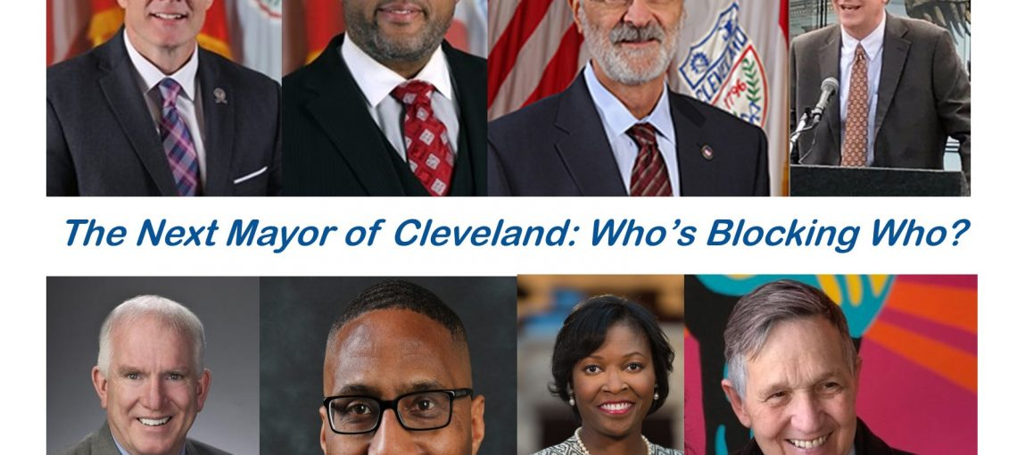 Race for Mayor: Jockeying & Blocking for Cleveland's Top Job