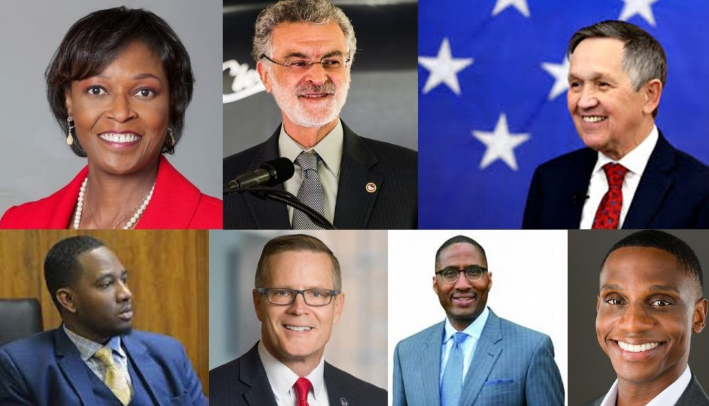 Cleveland's Next Mayor. Who's Running and Why Each Can Win. Or Lose