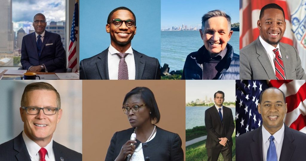 The Field is Set: Who Will Be Our Next Mayor?